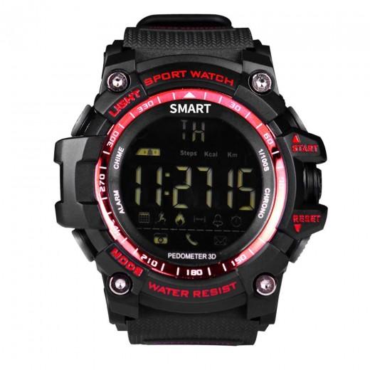 Makibes EX16 Smart Watch Imperméable - Rouge