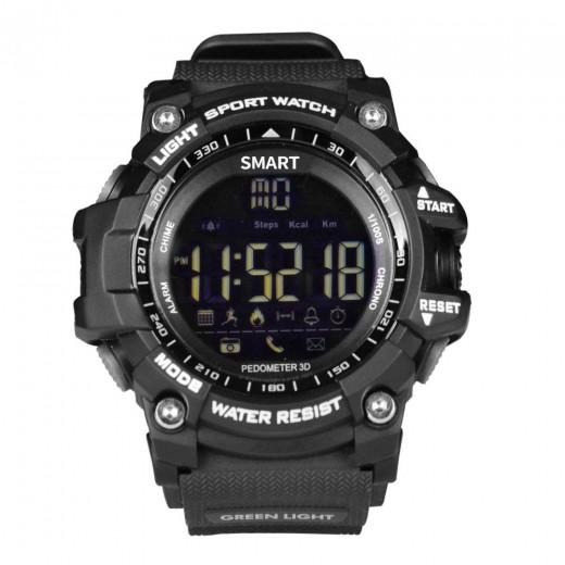 Makibes EX16 Smart Watch Imperméable - Noir