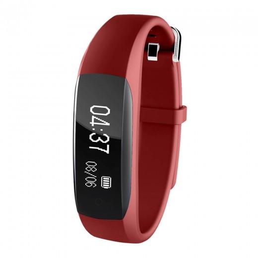 Lenovo HW01 Smart Band – Rouge