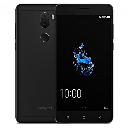 Coolpad Cool Play 6 6/64Go Noir
