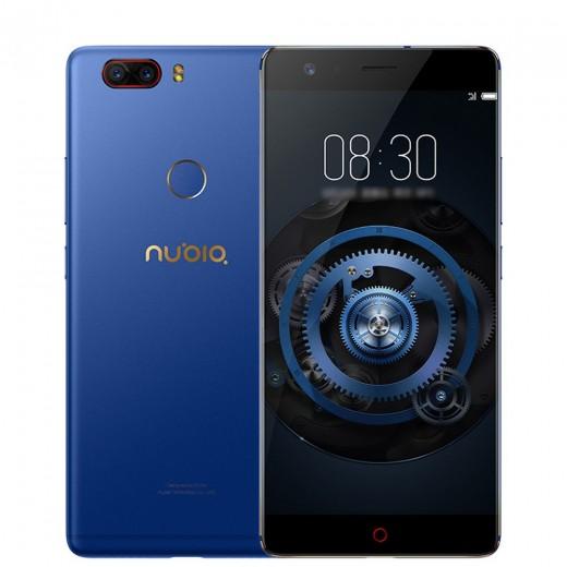Nubia Z17 Lite Version Globale 6 Go 64 Go Bleu