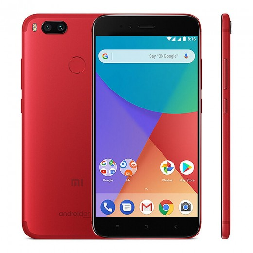 Xiaomi Mi A1 4/64 Go AndroidOne – Rouge