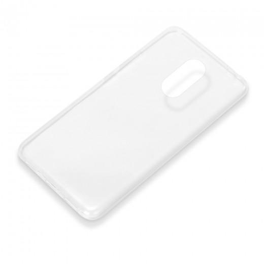 Cover posteriore in silicone TPU per Redmi Note 4x