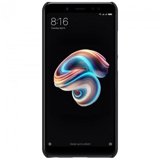 Coque Nillkin pour Xiaomi Redmi Note 5, Noire