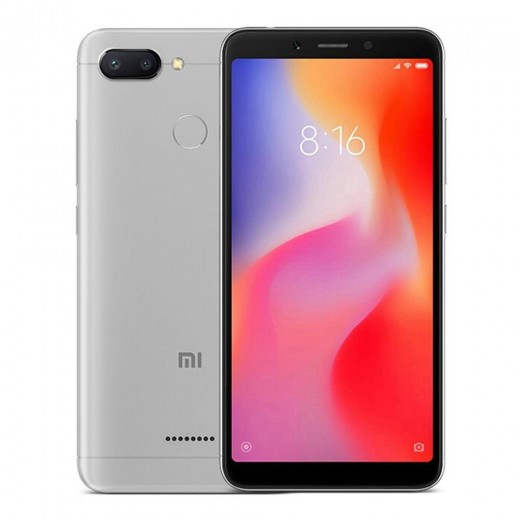 Xiaomi Redmi 6 3Go/32Go Version Globale, Argent