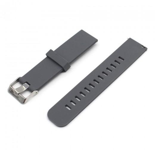 Bracelet pour Xiaomi Huami Amazfit Bip - Gris