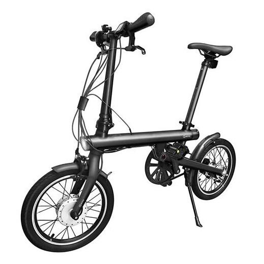 Xiaomi QICYCLE EF1 Vélo électrique pliant - Noir